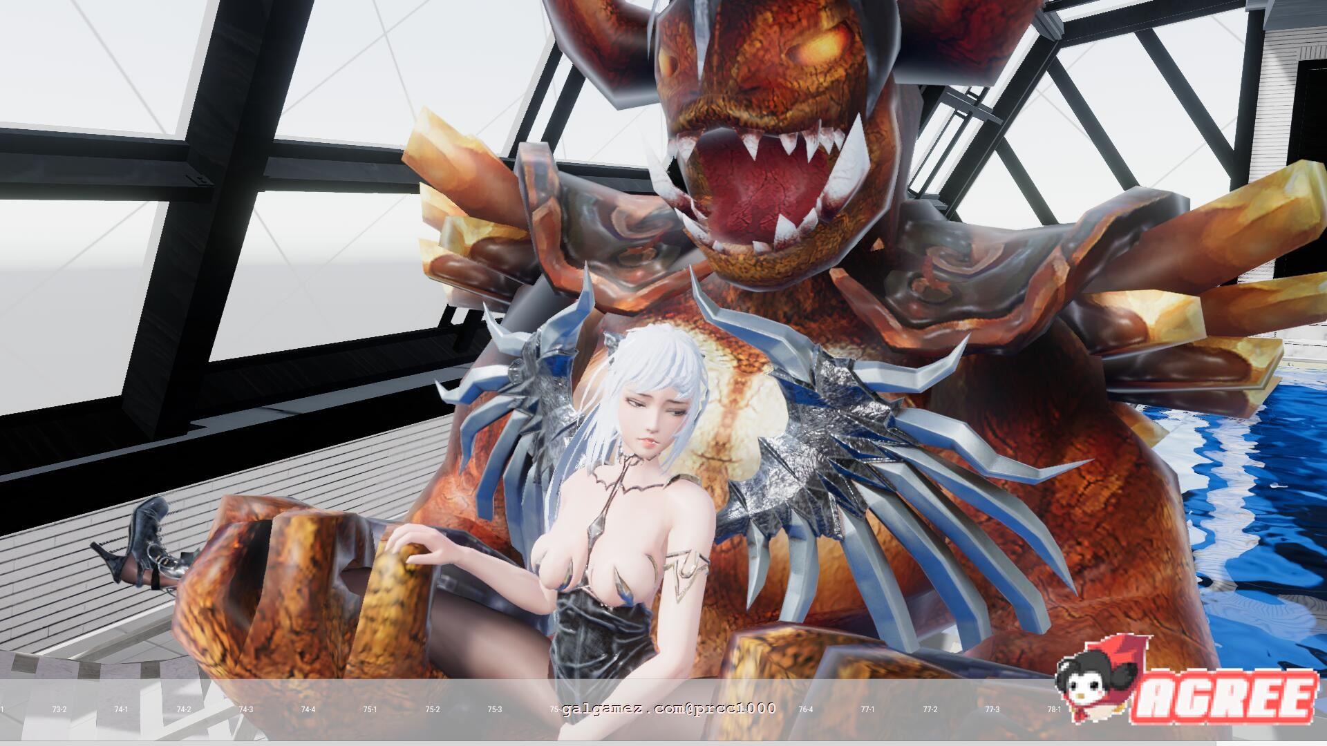 【极品ACT/中文】SwordxHime剑姬无双V1.12 官方中文步兵版/付全存档【8G/更新/全CV】 10